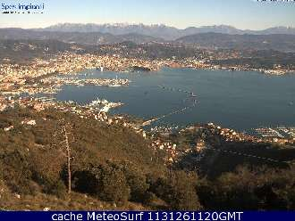 Webcam La Spezia Panoramica