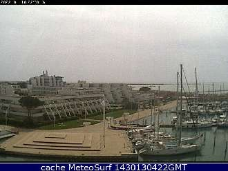 Webcam Port Camargue