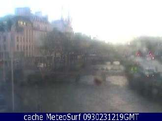 Webcam Quimper