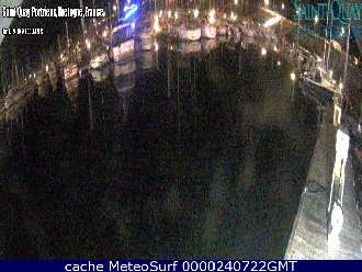 Webcam Saint-Brieuc Port