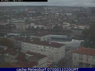 Webcam Saintes