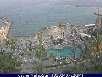 Webcam Sanremo Hotel
