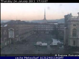 Webcam Basilica Superga Torino
