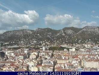 Webcam Toulon
