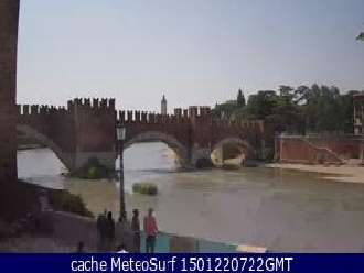 Webcam Verona Adige