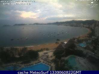 Webcam Acapulco Hotel