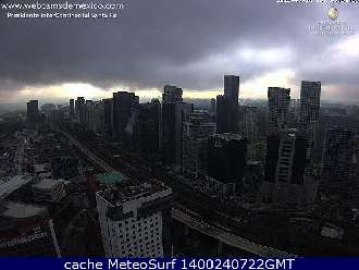 Webcam Santa Fe México