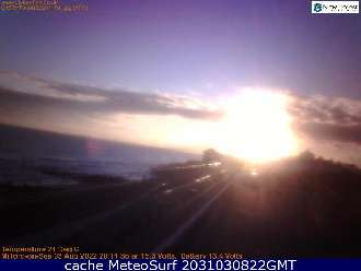Webcam Milford on Sea