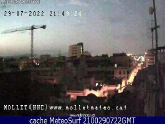 Webcam Mollet del Vallés