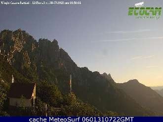 Webcam Monte Fumante