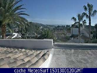 Webcam Moraira Teulada