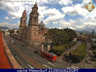 Webcam Morelia