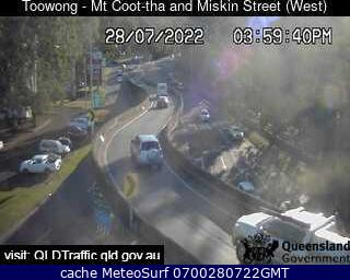 Webcam Mt Cootha