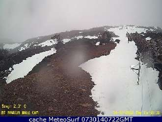 Webcam Mt Mawson Ski