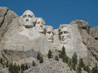 Webcam Mount Rushmore