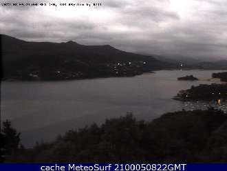 webcam Mundaka