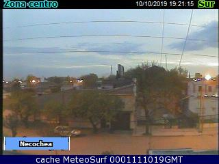 Webcam Necochea