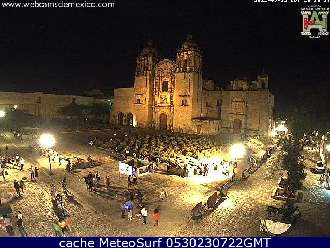 Webcam Oaxaca