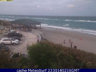 Webcam Ocean Beach California