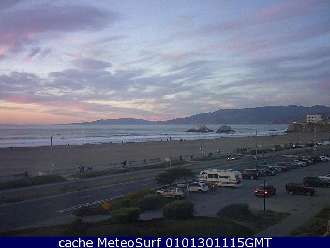 Webcam Ocean Beach CA
