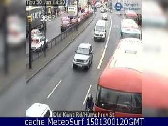 Webcam Old Kent Rd