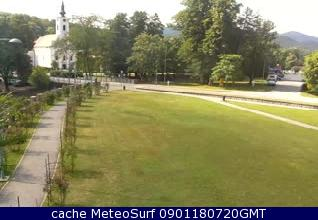 Webcam Orahovica