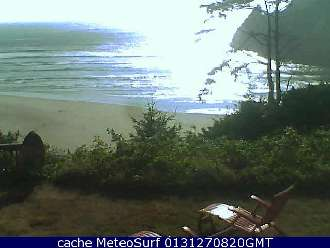 Webcam Agate Beach
