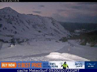Webcam Perisher Ski