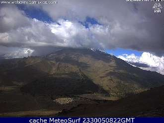Webcam Pico de Orizaba