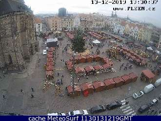 Webcam Pilsen