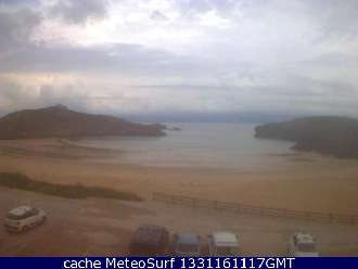 Webcam Playa de Barro Llanes