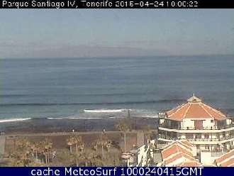 Webcam Playa de la Americas Arona