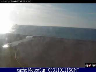 Webcam Playa Granada Motril