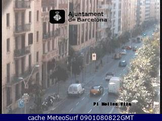 Webcam Pla�a Molina