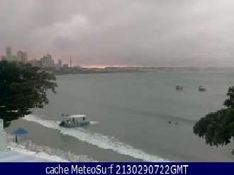 Webcam Ponta Negra