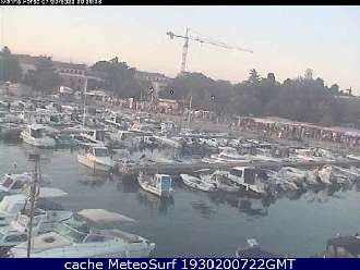 Webcam Porec Marina