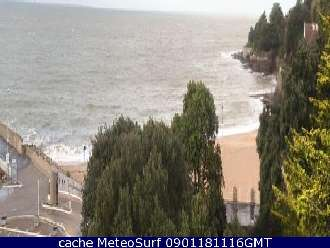 Webcam Pornic Plage