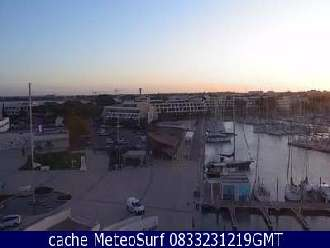 Webcam Port-Camargue
