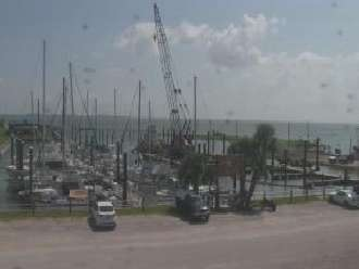 Webcam Port Lavaca