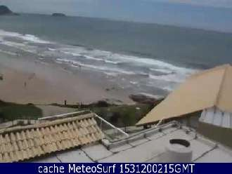 Webcam Praia do Santinho