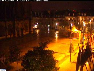 Webcam Quimper Centre
