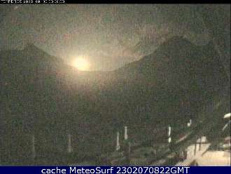 Webcam Refugio Meicin