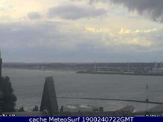 Webcam River Mersey Liverpool Area