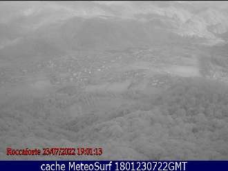 Webcam Roccaforte Mondovi