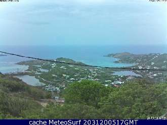 Webcam Saint Barth