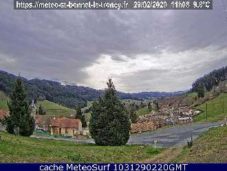 Webcam Saint-Bonnet-le-Troncy