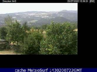 Webcam Saint-Haon