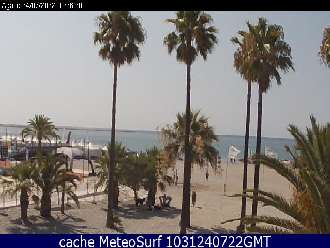 Webcam Saint-Laurent-du-Var