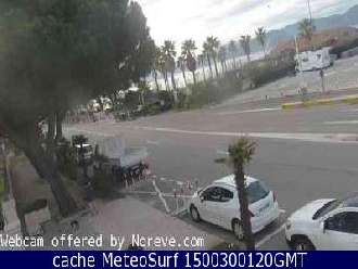 Webcam Golfe Saint-Tropez