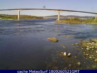 Webcam Saltstraumen